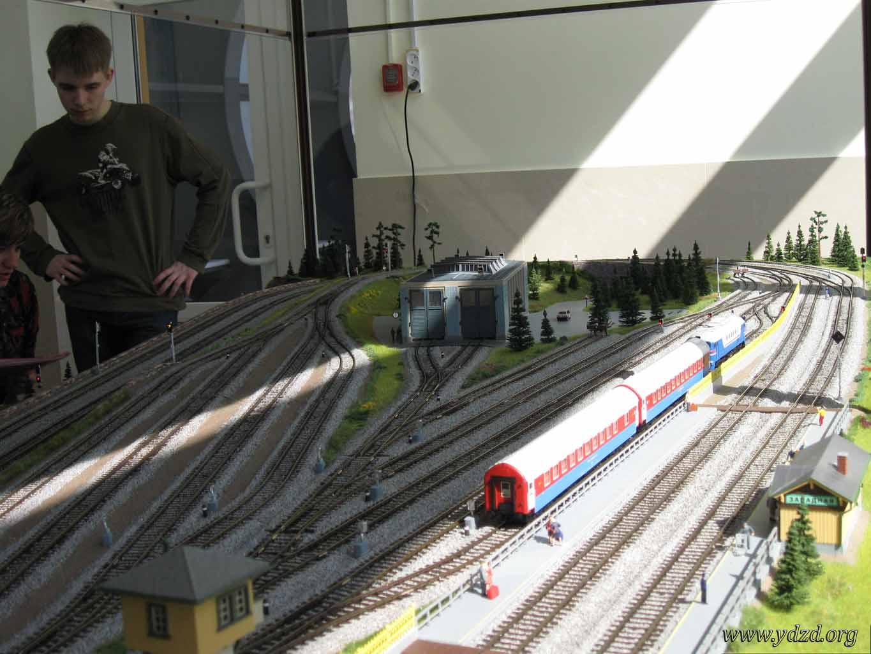 Железные дороги в домашних условиях 871